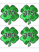 St. Patrick's Day Number Flashcards