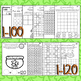 St. Patrick's Day Number Fluency 1-30 1-50 1-100 1-120 Cut and Paste Gr. 1