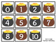St Patrick's Day Number Match Folder Games for Early Childhood Special Education