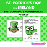 St. Patrick's Day: Number Order and Skip Counting