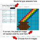 St. Patrick's Day - Number Patterns: Misc Operations - Google Sheets Pixel Art