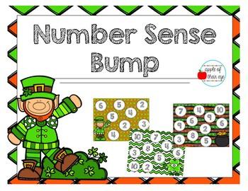 St. Patrick's Day Number Sense (0-10)