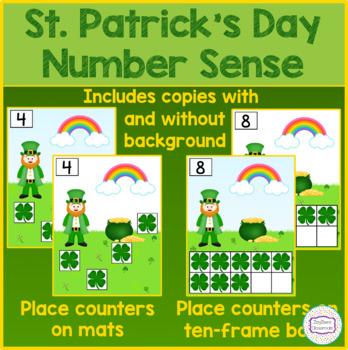 St. Patrick's Day Number Sense