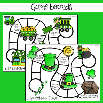 St. Patrick's Day: Open-Ended Games