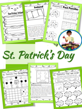 St.Patrick's Day Packet