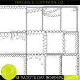 St. Patrick's Day Page Borders