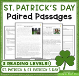 St. Patrick's Day: Paired Passages/Texts