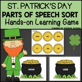 St. Patrick's Day Parts of Speech Activity