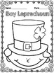 St. Patrick's Day Parts of Speech {NO PREP}{Mad Lib Coloring Activity}