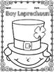 St. Patrick's Day Parts of Speech {NO PREP}{Mad Lib Coloring Activity}