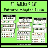 St. Patrick's Day Patterning - ADAPTED BOOKS - Levels 1-3