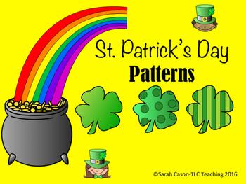 St. Patrick's Day Patterns - FREE