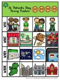 St. Patrick's Day Penny Pusher:  Listening Comprehension Stories