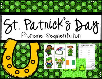 St. Patrick's Day Phonemic Awareness