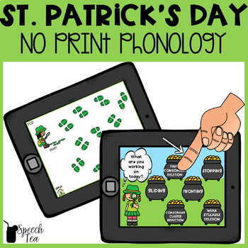 St. Patrick's Day Phonology NO PRINT
