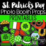 St. Patrick's Day Photo Booth Props {Made by Creative Clip