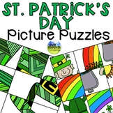 St. Patrick's Day Picture Puzzles:  Create Your Own Content