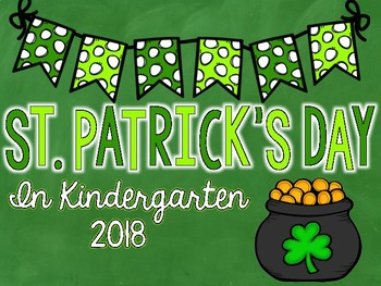 St. Patrick's Day Picture Signs
