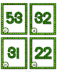 St. Patrick's Day Place Value Games