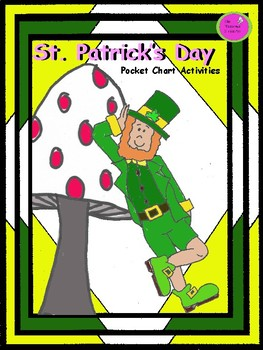 St. Patrick's Day Pocket Chart Activities