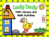 St. Patrick's Day- Lucky Ducky Book with activities