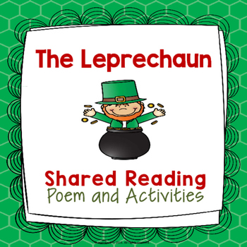 St. Patrick's Day Poem and Activities