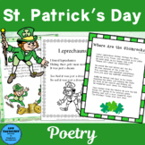 St Patrick's Day Poetry