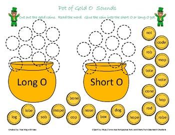 St. Patrick's Day: Pot of Gold O Sounds