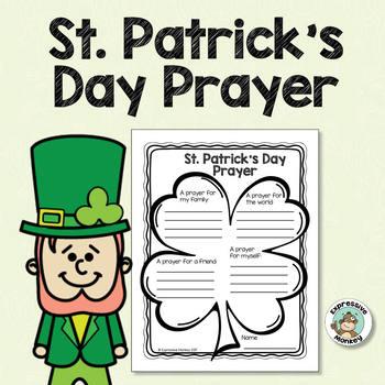 St. Patrick's Day Prayer