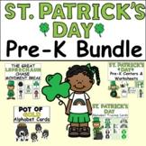 St. Patrick's Day Pre-K Bundle - 4 Resources