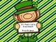 St. Patrick's Day Pre Primer Dolch Words Dash