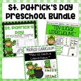 St. Patrick's Day Preschool Bundle
