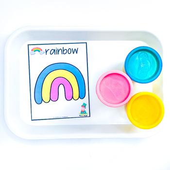St. Patrick's Day Preschool Math & Literacy Pack