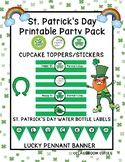 St. Patrick's Day Printable Party