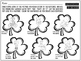 St. Patrick's Day Pronoun Packet: Subjective, Objective, a