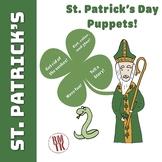 St Patrick's Day Puppets!