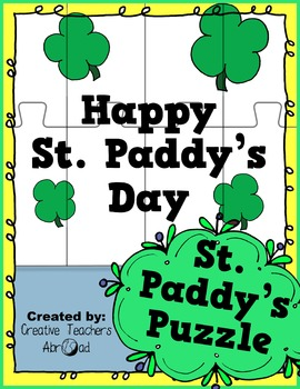 St. Patrick's Day Puzzle
