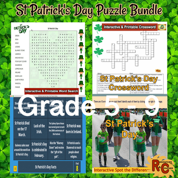 Link to St Pat's Day Bundle G5-9