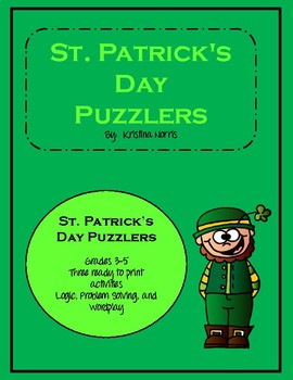 St. Patrick's Day Puzzlers