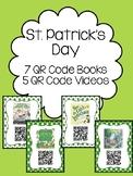 St. Patrick's Day QR Books