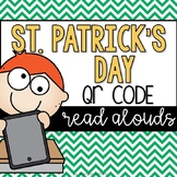 St. Patrick's Day QR Code Read Alouds
