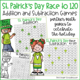 St. Patrick's Day Race to 120 Games