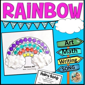 Rainbow Craft Activites