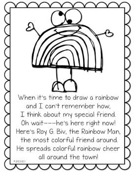St. Patrick's Day Rainbow FREEBIES
