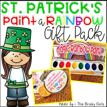 St. Patrick's Day Rainbow Gift Pack