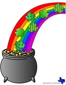 St. Patrick's Day Rainbow Reward