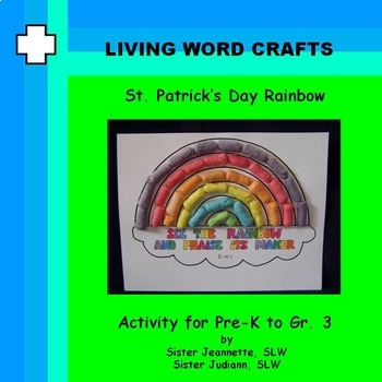 St. Patrick's Day Rainbow for Pre-K to Gr. 3