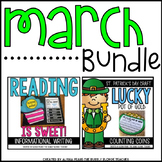 St. Patrick's Day & Read Across America March Bundle