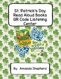 St. Patrick's Day Read Aloud Books QR Code Listening Center