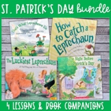 St. Patrick's Day Read Aloud Lessons and Book Companion BUNDLE